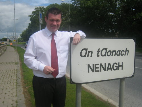 Supporting My Home Town of Nenagh