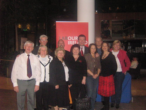 North Tipp Members at Conference 07