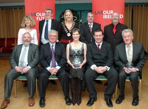 North Tipp Labour Heart of Gold Awards 2007