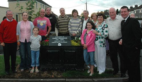 Tommy Shanahan Memorial Event Roscrea
