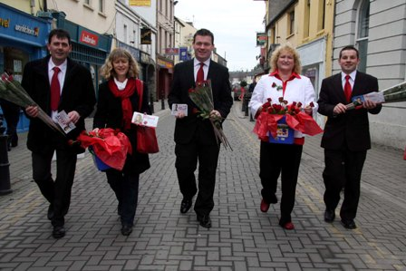 Valentines Day in Nenagh