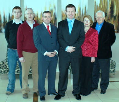 Alan Kelly Campaign Team