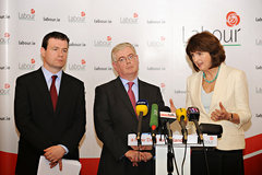 2009 Labour Budget Proposals Launch