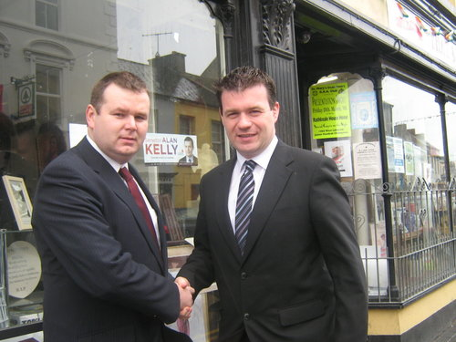 Canvassing in Rathkeale