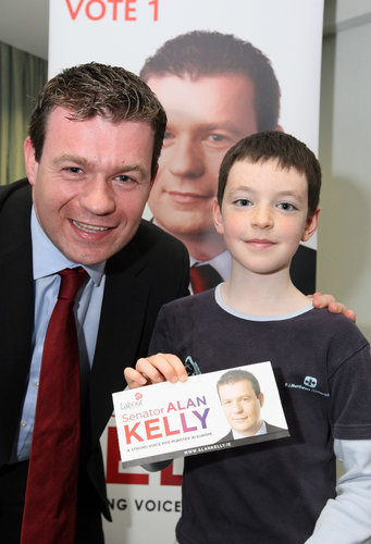 Limerick Campaign Launch with Jim Kemmy Junior