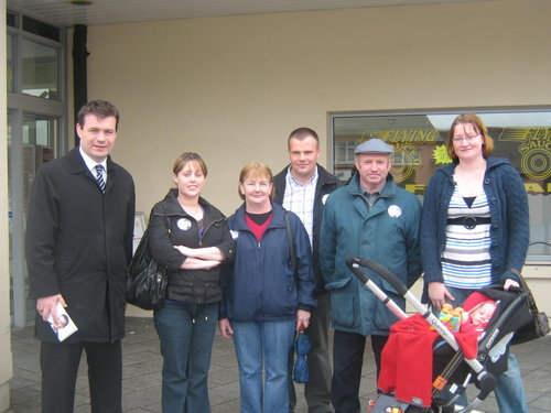 Canvassing in Listowel