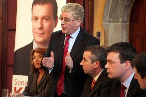 Eamon Speaking at my Cork Campaign Launch