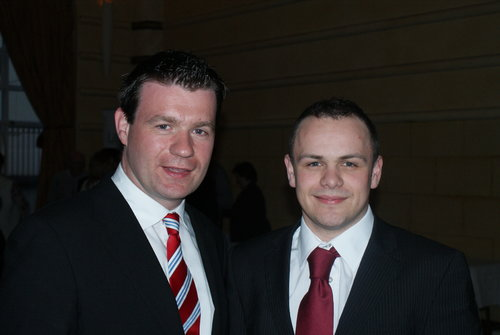 With Gearoid Buckley