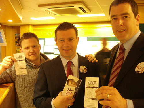 Campaigning in Bantry