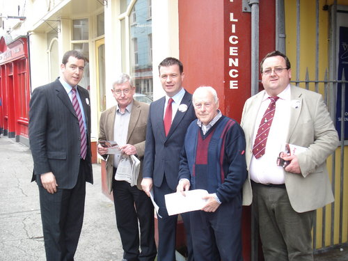 Canvassing in Clonakilty