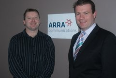 Launching Arra Communications with Tom Gleeson
