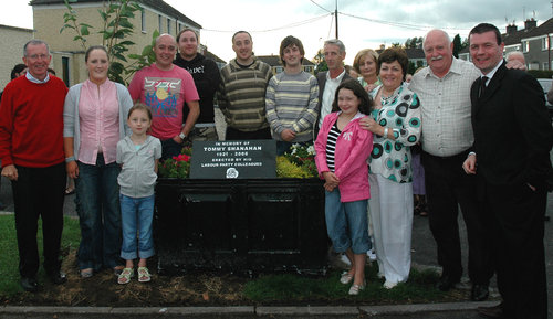 Tommy Shanahan Memorial