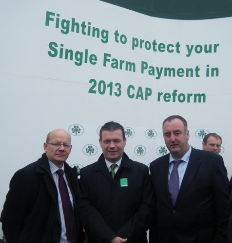 With IFA at the Ploughing Championships