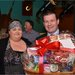Alan with Pamela Dowling from Roscrea