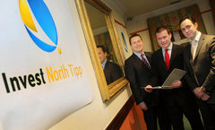 Invest NorthTipp - At the Invest North Tipp Launch - A 1 Million Euro Investment Programme For High Potential Businesses in North Tipp