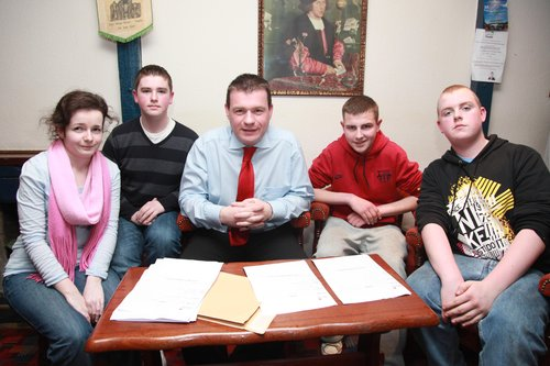 North Tipp Labour Youth Launch