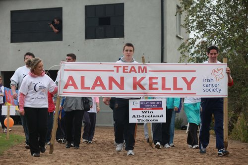 Team Alan Kelly 2 Relay for Life