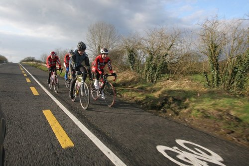 Visit Nenagh Cycle Team Training on N7