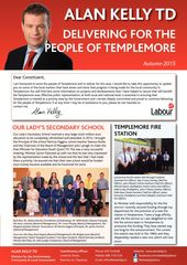 Publication cover - KELLY ALAN TEMPLEMORE NEWS 4531