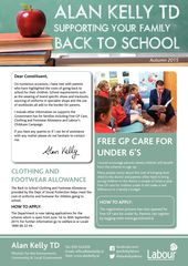 Publication cover - KELLY ALAN BACK TO SCHOOL 2015 4559